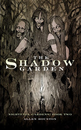 The Shadow Garden cover illustration